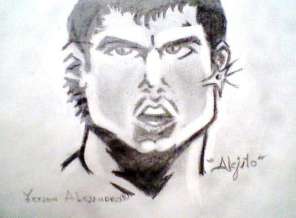 Cristiano Ronaldo by alehot13